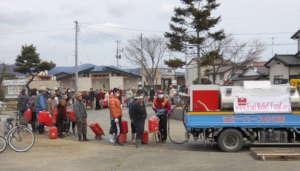 Japan Tsunami, 2011