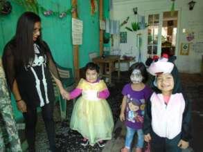 Halloween at Integral Heart School