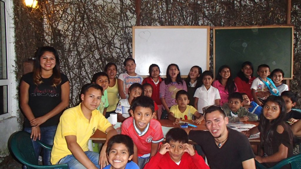 Funding our Education Center for 80 Kids in 2018