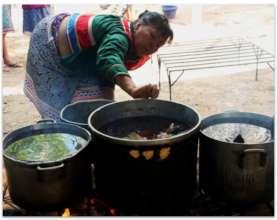 Preparation of medicinal plants