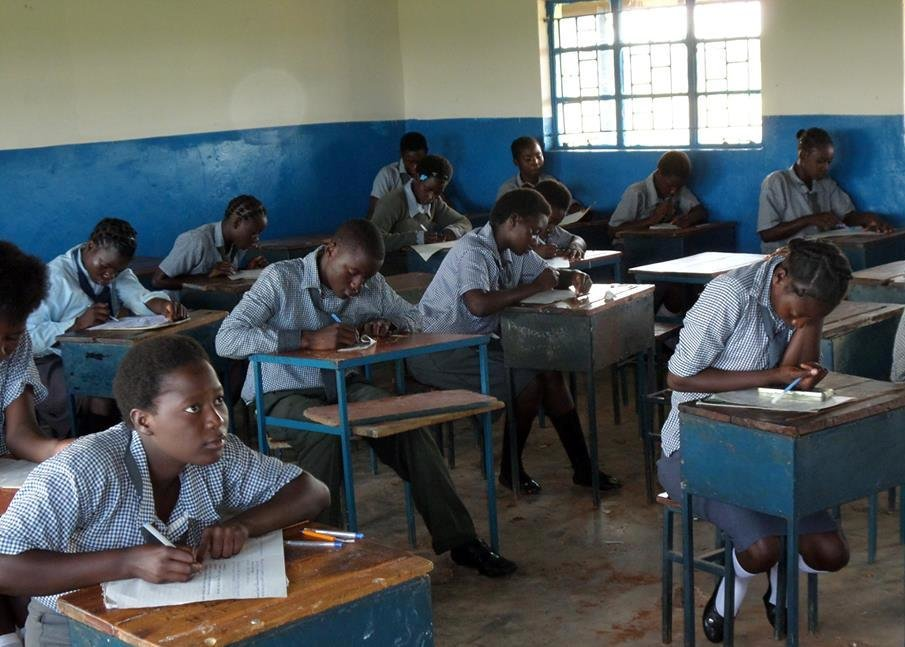 Help replace computers stolen from Zambian school