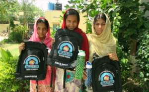 Girls Raising with Education !!