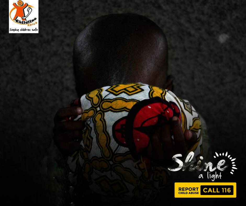 Shine A Light on Child Abuse in Kenya