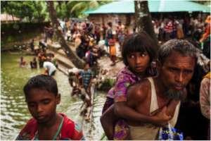 Rohingya Crisis, Bangladesh  UNICEF/UN0120414/Bro
