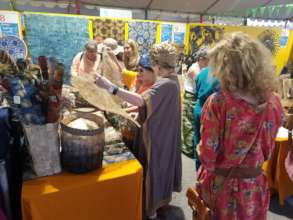 Santa Fe Art Festival in full swing