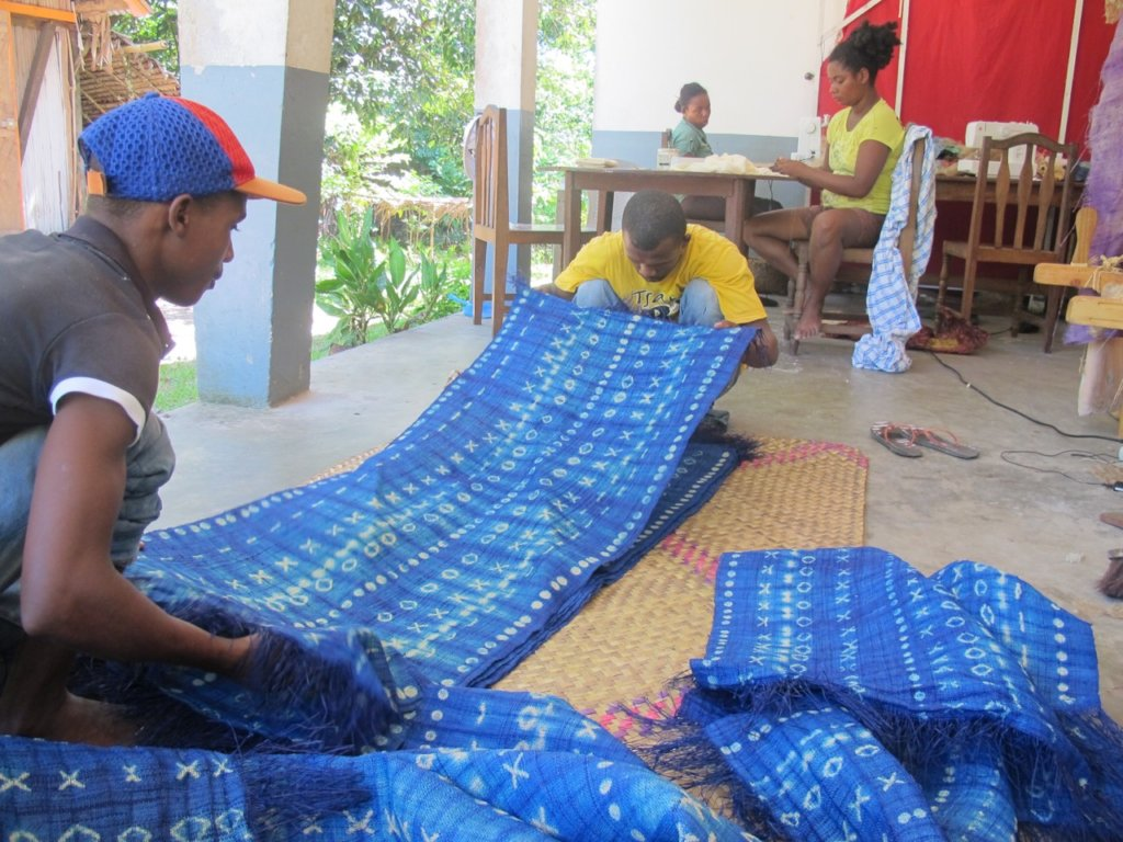 Transform Lives in Madagascar with Silk and Raffia