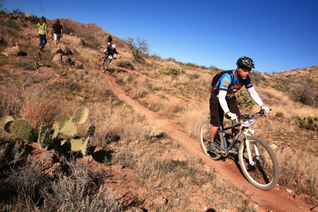 Pedaling Against Poaching by Jeff Harrison