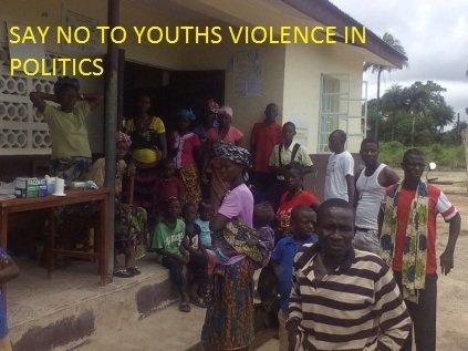 Ending Youth Violence in Politics (EYVP)