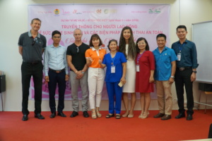 DKT sponsor attended a communications session