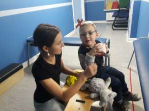 Communication skills for disabled kids and teens