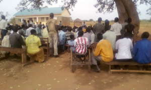 Angic: teachers agred to work with the community