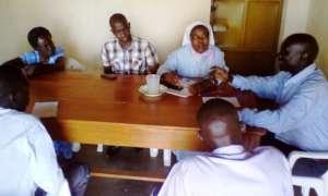 Members of Board held a meeting on 3/8/2021