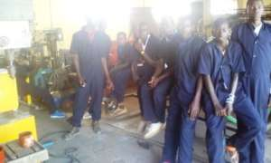 Boys Expected: Report Youth Empowerment Project