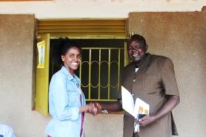 Handing of Twaweza EA to the BOD