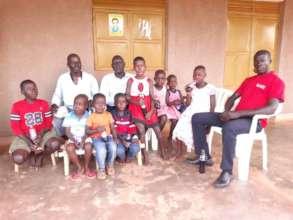 KIFA celebrates Christmas with children