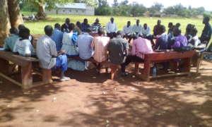 Community: Angic, during consultation