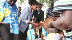 Community appreciates efforts of GG to them