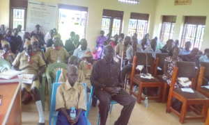 Kole District Educational Stakeholders attended