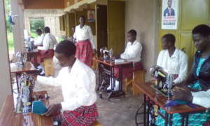 Girls able to perform well in class