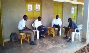 Staff of KIFA who resolved to implement programs