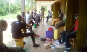 Tool for youth empowerment project: 12 boys