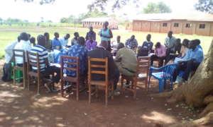 Consultation at Angic Primary School