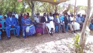 People in attendance