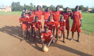 Fund use to procure uniform football 2