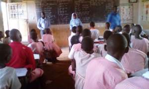 Outreaching program to others schools begins
