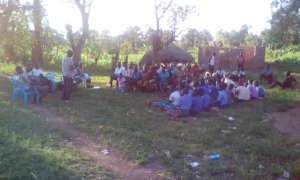 Outreaching community with the pupils (Meeting)