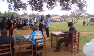 GlobalGiving Field Traveler in Uganda