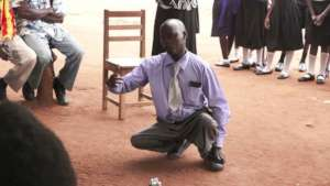 The disabled Headteacher a promoter: project