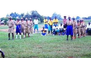 Scouting: Through KIFA by GG and Donors