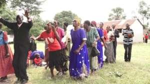Community Joy to GlobalGiving