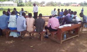 KIFA representative consults
