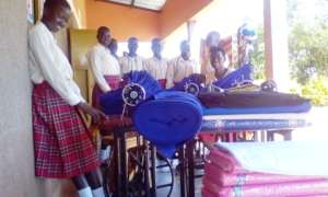 Human Capital & tailoring equipment