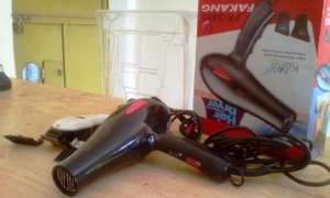 Hair cutting machine for providing cleaniness
