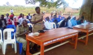 Uganda Police facilitated on education program
