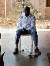 The founder member: George Obua