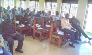 Kole District staff engaged: Consultative meeting