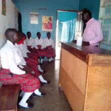 After tests: Health Educator Lectures