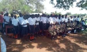 KIFA raises the dressing standards of  pupils