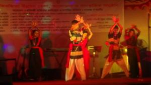 Picture of school cultural  program