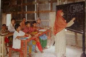 special school class room