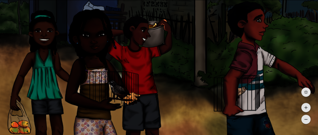 Pechiches: Kids Books ABOUT Afrocolombian Children