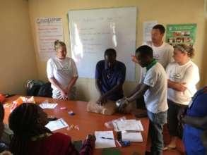 MedTreks provide clinical skills training