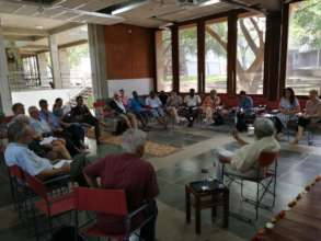 India's Waterman Rajendra Singh &Auroville experts