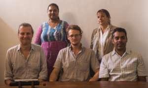 Funding Auroville Team  Jan 2020 & Giovanni & Ken