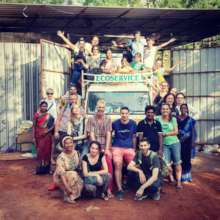 Ecoservice and upcycling - international workshops