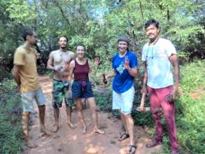 Planting trees together - beyond cultures